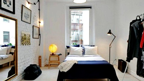 5 Ways To Make a Small Bedroom Look Bigger | StyleCaster