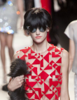 Fendi Spring 2014: See The Latest Collection from Karl Lagerfeld
