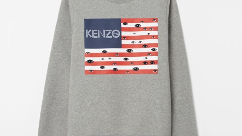 Kenzo's New Collaboration With Toilet Paper Mag Includes Sweatshirts and iPhone Cases | StyleCaster