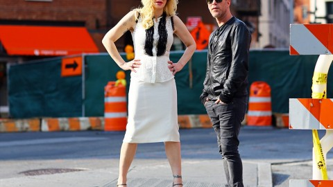 Courtney Love: 'You Can Wear Whatever You Want in New York' | StyleCaster