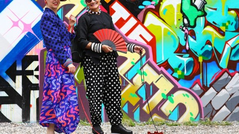 The Idiosyncratic Fashionistas on the Rise of Older Street Style Stars   StyleCaster