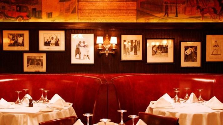 Anna Wintour's Favorite New York City Restaurants