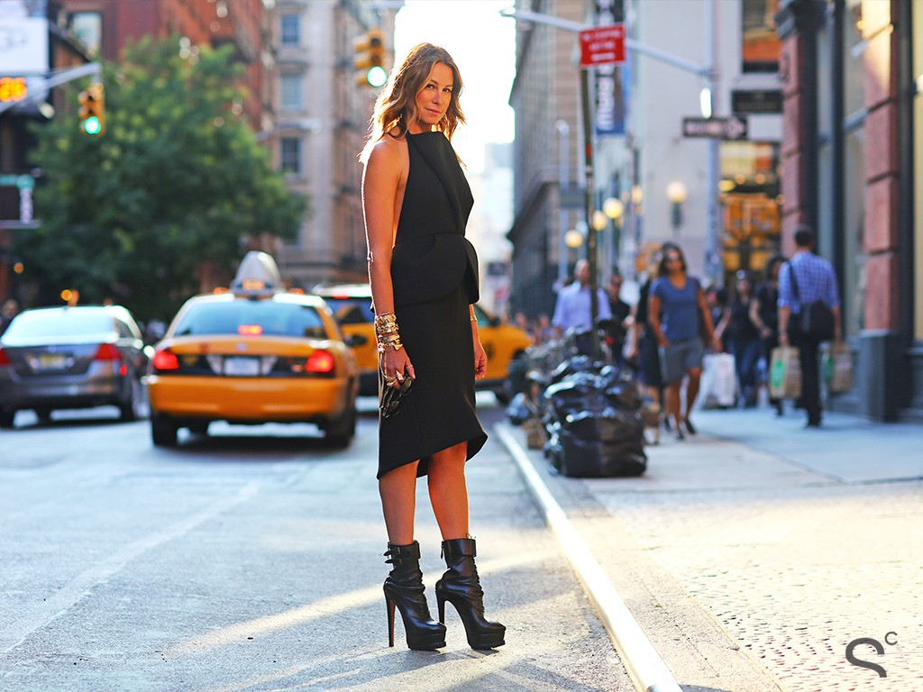 Jennifer Fisher: New York Style is the Ability to Reinvent Yourself Daily if You Feel Like It