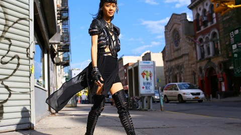 Get to Know Loan Tran, New York's Most Intriguing Street Dancer | StyleCaster