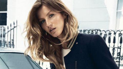 Listen to Gisele Bundchen Sing in New H&M Ads | StyleCaster