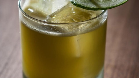 'Green' Cocktails Becoming More Popular   StyleCaster