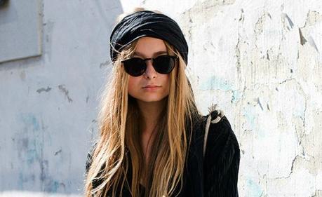 Headband 101: 4 Very Modern Ways To Wear The Hair Accessory This Fall