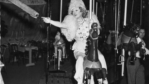 #Throwback Thursday: Marion Davies and William Randolph Hearst Threw the Ultimate Circus Bash | StyleCaster