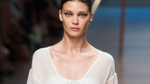 Jason Wu's Lingerie-Inspired Spring 2014 Collection: All The Looks | StyleCaster