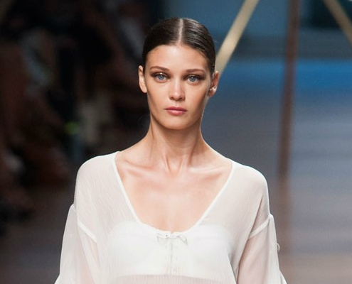Jason Wu's Lingerie-Inspired Spring 2014 Collection: All The Looks