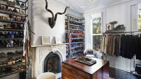 No Closet In Your Bedroom?  | StyleCaster