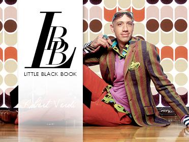 Little Black Book: Robert Verdi's Fashion Week Haunts