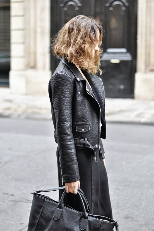 leather jacket street style 101 Ways To Save Money Right Now: Easy Tips That Work