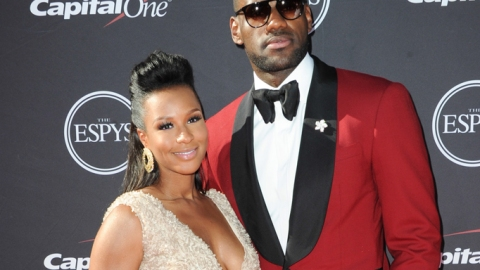 All the Details on LeBron James' Wedding, Including Beyonce And Jay-Z! | StyleCaster