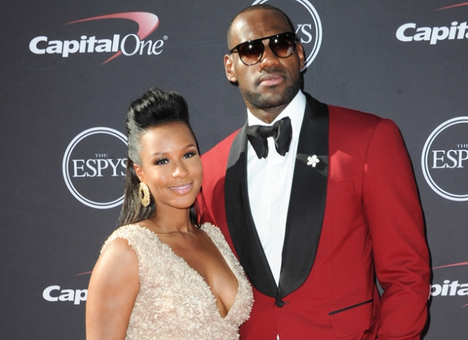Lebron James Wedding Details Beyonce And Jay Z Perform Stylecaster