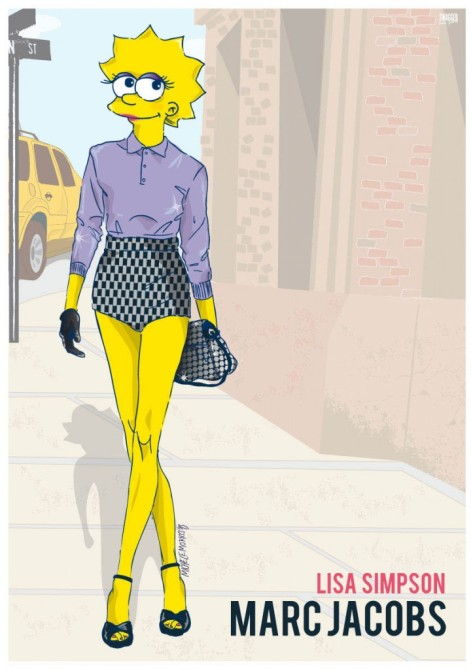 Lisa-Simpson-Marc-Jacobs-Swagger-New-York-723x1024