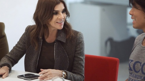 Carine Roitfeld Told Us How She Stays So Fit (Hint: Vodka, Green Tea, and Ballet) | StyleCaster