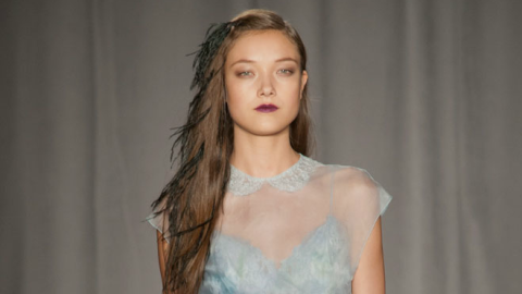 Marchesa Spring 2014: See The Entire Romantic Collection | StyleCaster