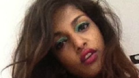 M.I.A.'s Secret Collaboration With Versace Comes Out In Two Weeks   StyleCaster