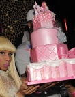 Celebrity Birthday Cakes: Britney Spears, Nicki Minaj, and More