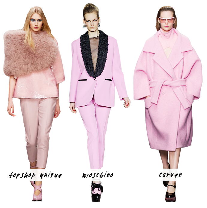 pink1 How To Wear Falls Pastel Pink Trend (And Look Like a Stylish Adult)