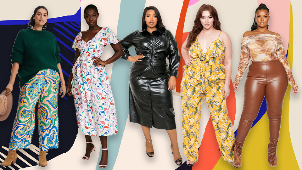 The 15 Best Sites For Shopping Plus Size Fashion Online