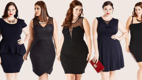 Plus Size Fashion: 10 Super-Stylish Shopping Sites for Curvy Girls | StyleCaster