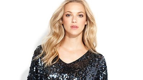 Want: A Slouchy Sequin Dress Perfect for Fall Fêtes | StyleCaster