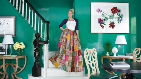 Paint Your Walls in the Same Green as OscarPRGirl | StyleCaster