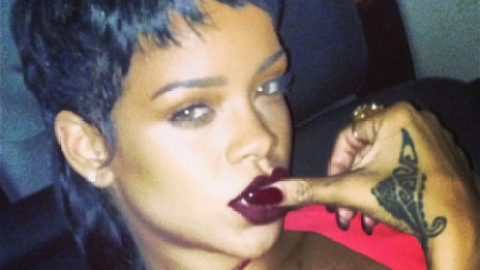 Rihanna Posts Instagram Photo With a Monkey and Gets Two People Arrested | StyleCaster