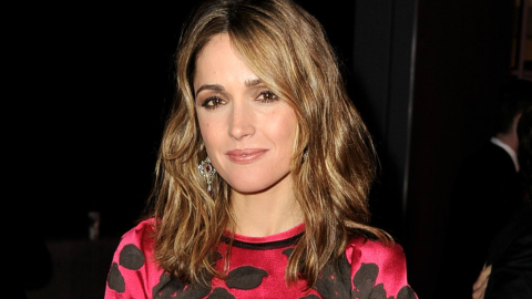 Rose Byrne Wears The Same Floral Lanvin Dress as Anna Wintour: Who Rocked it Better? | StyleCaster