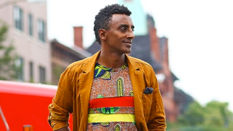 Marcus Samuelsson: 'Dress Yourself Like You Would Create a Recipe' | StyleCaster