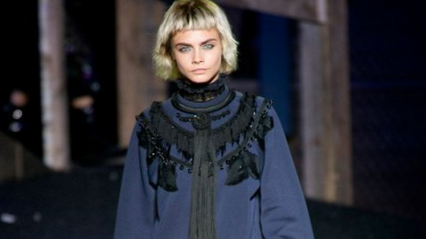 Cara Delevingne Was Mostly Missing From NYFW: 5 Guesses Why | StyleCaster