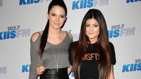 Kendall and Kylie Jenner Made $100,000 Each For Nail Polish Endorsement Deal | StyleCaster