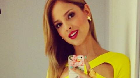 Who Is Eiza González? What You Need to Know About Liam Hemsworth's New Lady | StyleCaster
