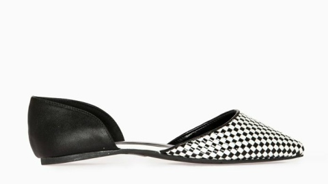 Want: A Head-Turning Printed Flat That's Under $30 | StyleCaster