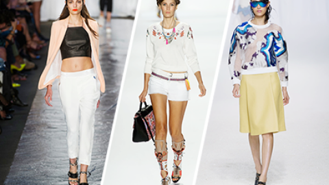 Spring 2014: 15 Top Trends From New York Fashion Week | StyleCaster