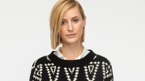 Want: A Tribal-Print Sweater That's Perfect For Chilly Days (And Under $60) | StyleCaster