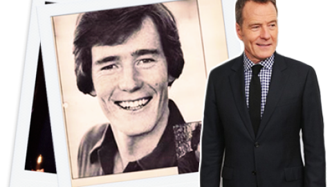 #ThrowbackThursday: See a Young Bryan Cranston In This Yearbook Photo | StyleCaster
