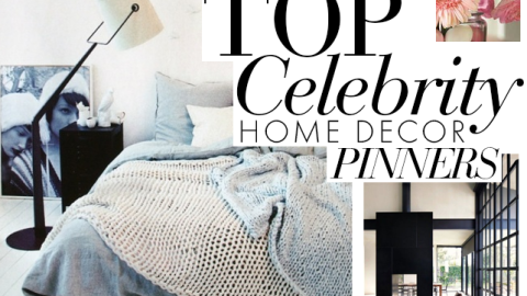 Top 10 Celebrity Home Decor Pinterest Boards To Follow | StyleCaster