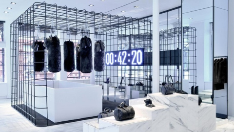 The Vivant's Top 10: Alexander Wang Installed a Boxing Ring In His Store and Tommy Hilfiger Debuting Home Line | StyleCaster