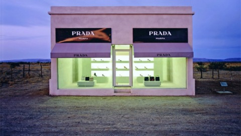 Sad: The Awesome Prada Marfa Installation Might Get Torn Down | StyleCaster