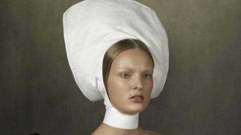Model Breastfeeding in <em>Vogue</em> Netherlands Sparks Controversy: NSFW | StyleCaster
