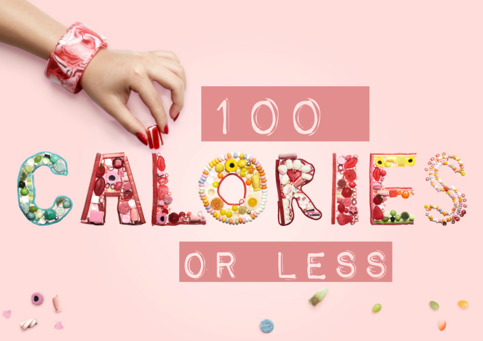 100 calorie candy 14 Types of Halloween Candy That Are 100 Calories or Less