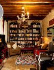 Shop This Room: Lou Doillon's Paris Living Room