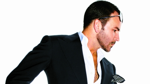 """Tom Ford Shares His Grooming Commandments: """"No Need for Deodorant"""" 