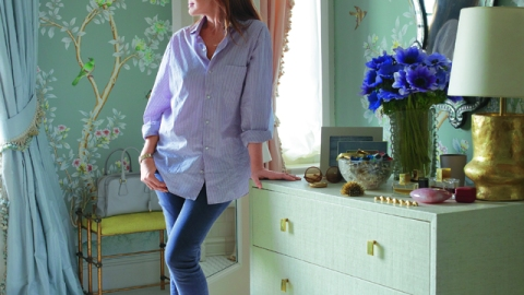 Aerin Lauder's Top 5 Decor Rules To Live By | StyleCaster
