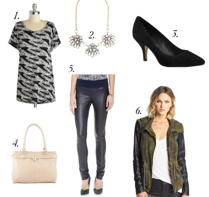 5. Printed Style Board