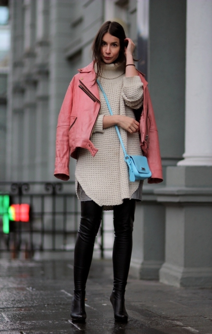 8dfa2d4f97a032af696556ed54238293 How To Wear Thigh High Boots: 5 Tips for Looking Totally Chic, Not Totally Cheap