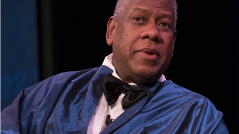 André Leon Talley's 20 Most Amazing Quotes From His 92Y Fashion Panel | StyleCaster